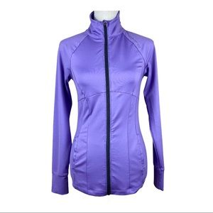 Under Armour Lilac Semi-Fitted Jacket. Size XS.